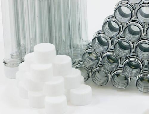 Giant Test Tubes (Baby Soda Bottles), assorted