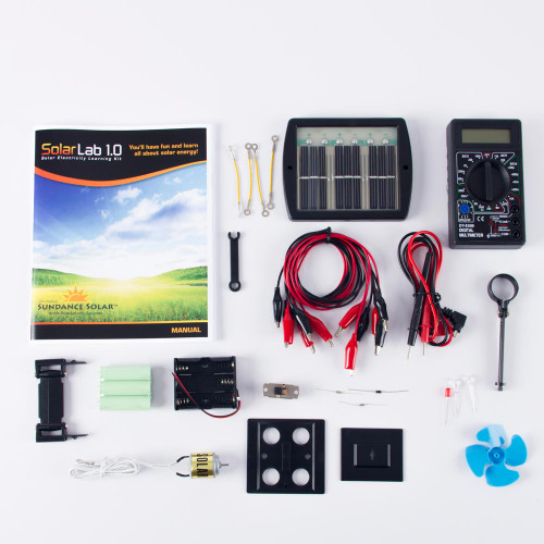 SolarLab 1.0 Electricity Learning Kit