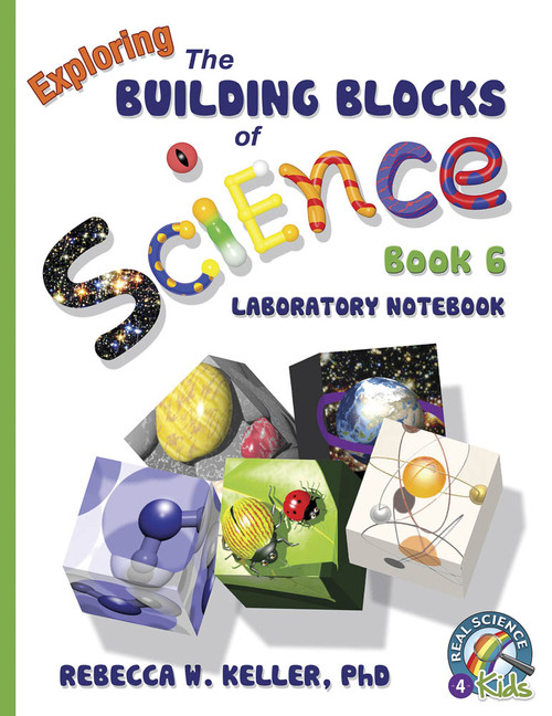 Exploring the Building Blocks of Science Book 6 Set
