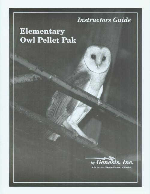 Owl Pellet Guide: Elementary