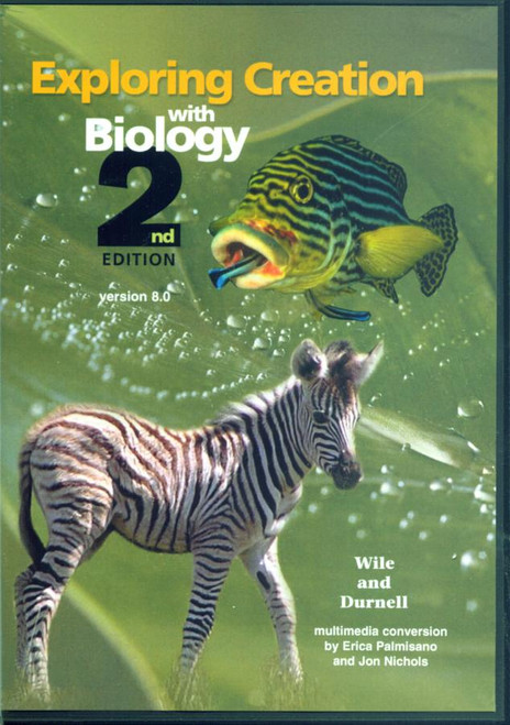Apologia Biology CD Course
