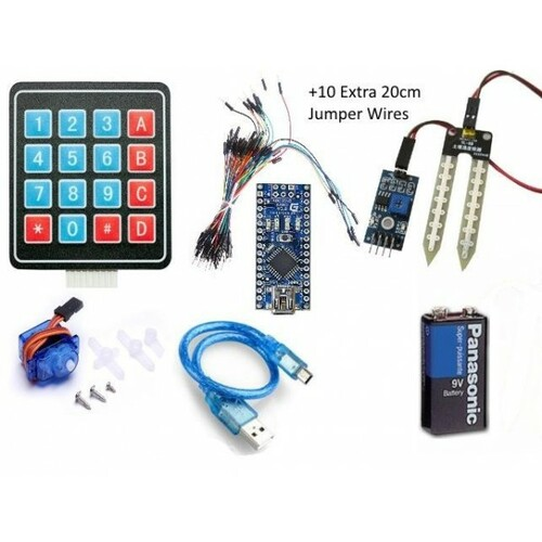 DuinoKit Essentials Arduino Based Prototyping & Accessory Kit