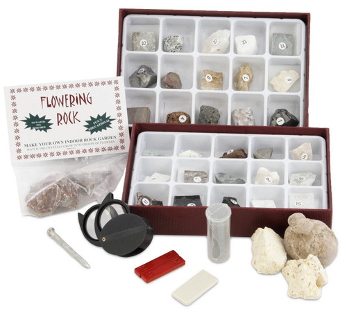 rocks and minerals activities