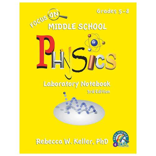 Focus On Middle School Physics Lab Workbook
