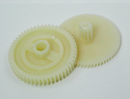 Replacement Gears for Hand Generator