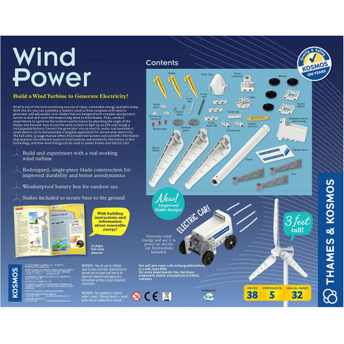 Thames & Kosmos Wind Power 4.0