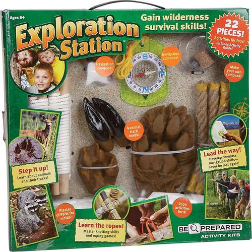 Adventure Station Wilderness Survival Kit