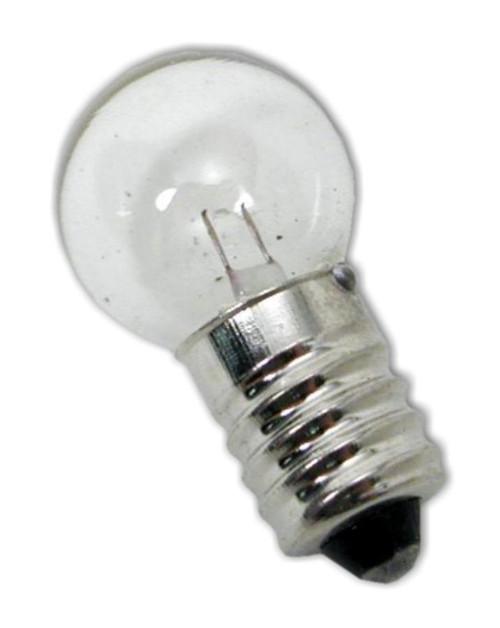 Bulb, screw style, 6.3-volt