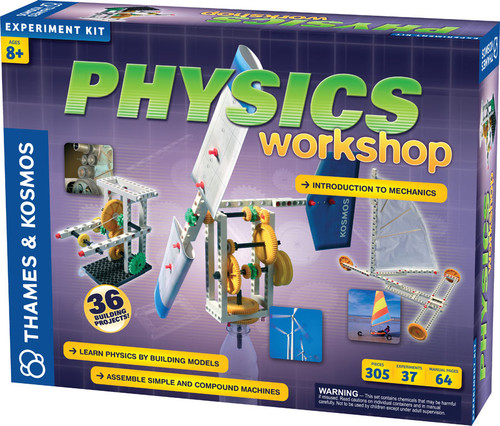 thames and kosmos physics workshop box