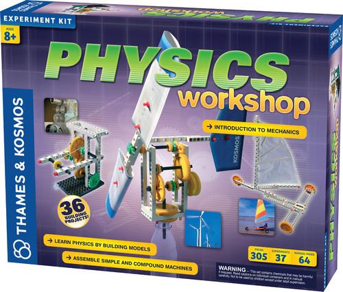 thames and kosmos physics workshop box