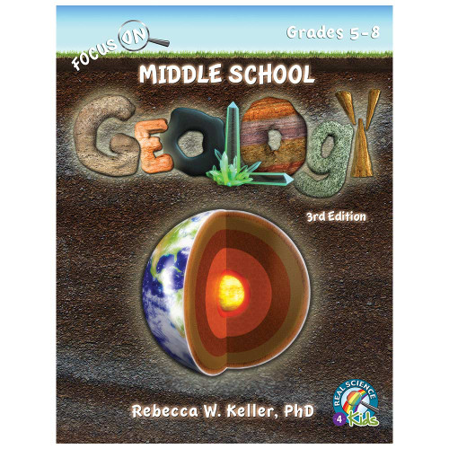 Focus On Middle School Geology Student Text