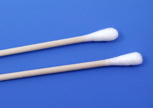 Swab applicator, sterile, 2 pack