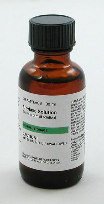 Amylase, Enzyme, 30 ml