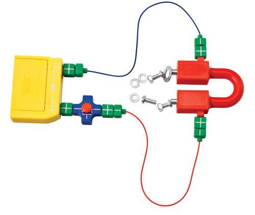 Electricity & Magnetism Experiment Kit