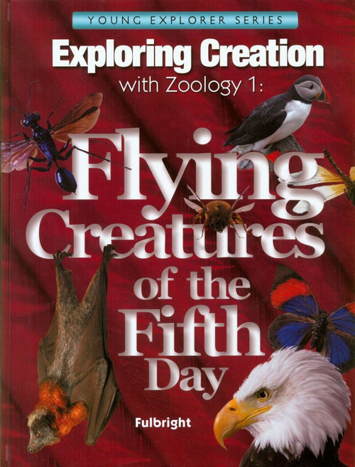 Apologia Zoology 1 Textbook