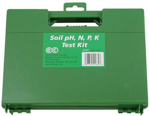 soil test lab kit