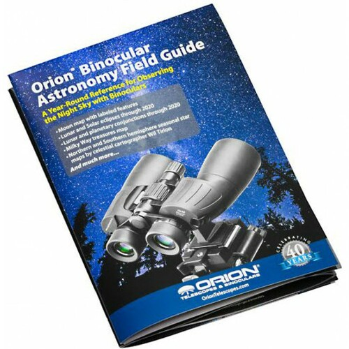 Orion Binocular Astronomy Field Guide