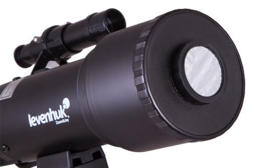 Levenhuk Skyline Travel Sun 70 mm Refractor Telescope