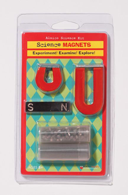 Alnico Magnet Science Kit