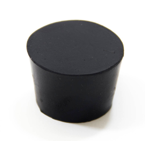 Rubber Stopper, #7, solid