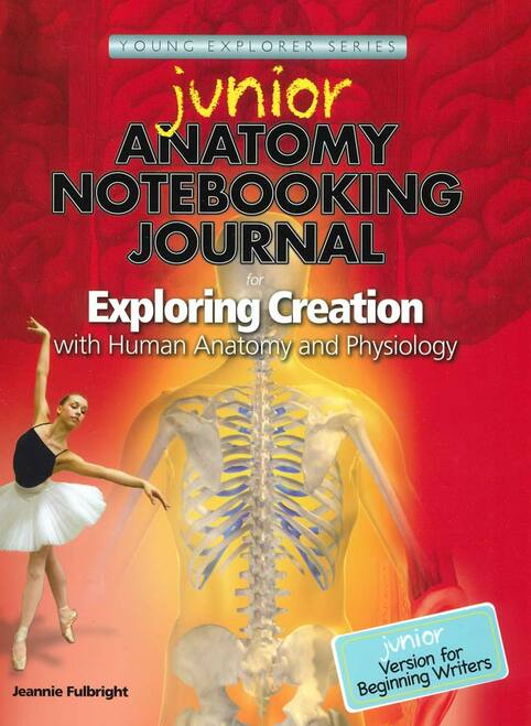 Apologia Human Anatomy and Physiology Junior Notebook