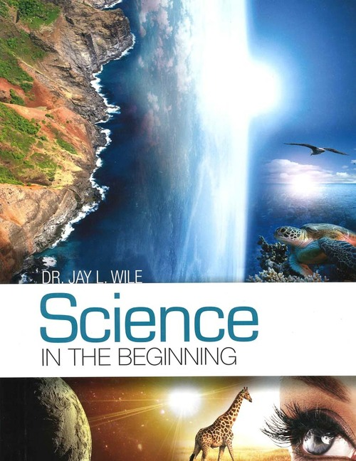 Berean Builder Science in the Beginning Textbook