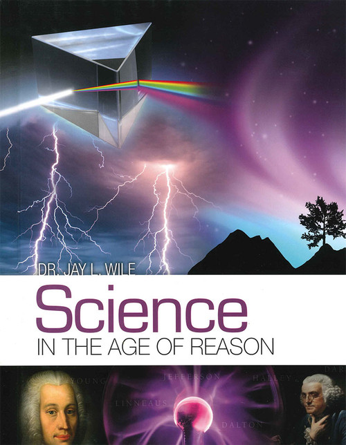 Berean Builder Science in the Age of Reason Textbook