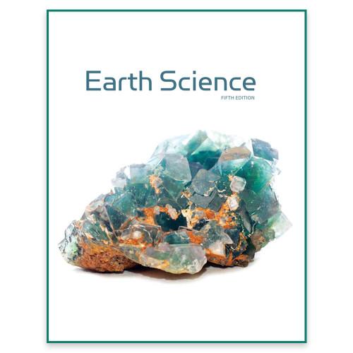 BJU Press Earth Science 8 Textbook