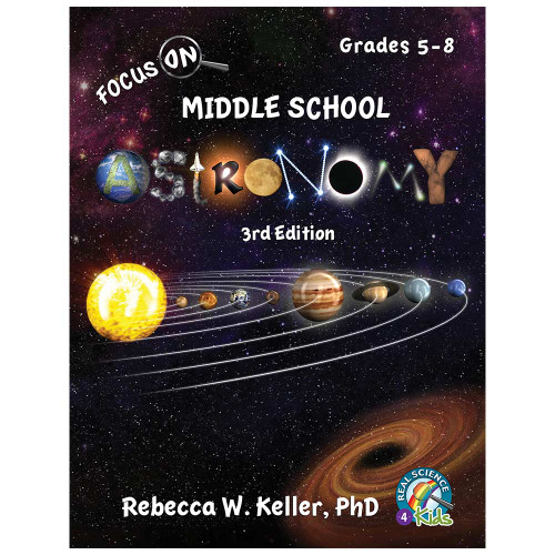 Focus On Middle School Astronomy Student Text