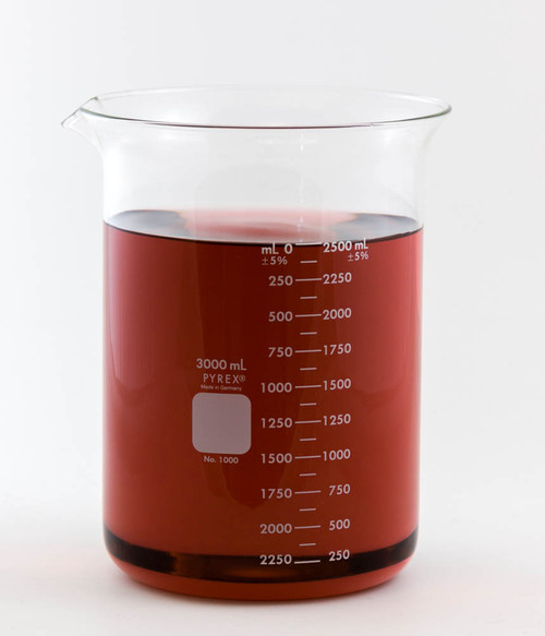 PYREX Beaker, Low Form, 3000 ml