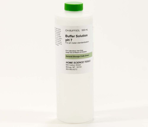 Buffer Solution, pH 7, 500 ml