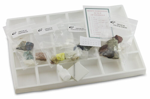 Know Your Minerals Study Kit