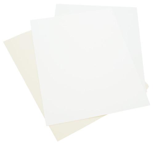 "Paper, blotter, 2 sheets 9x12"""