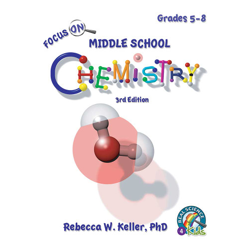 Focus On Middle School Chemistry Student Text
