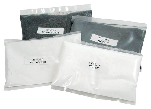 rock tumbler refill kit contents