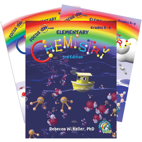 Focus On Elementary Chemistry Set
