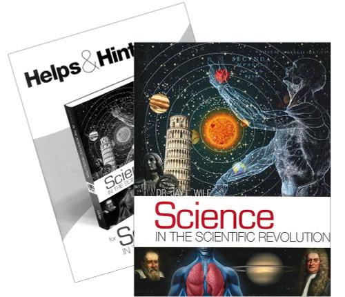 Berean Builder Science in the Scientific Revolution Textbook & Key