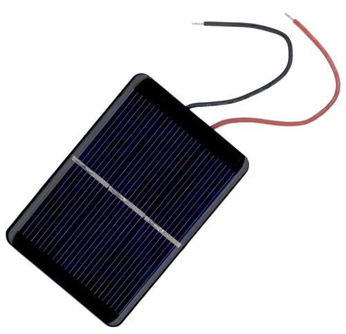 1.5 volt solar panel cell