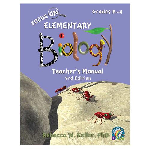 Focus On Elementary Biology Teacher's Manual