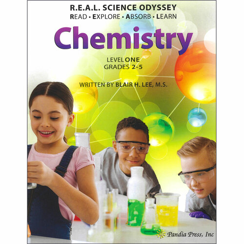 R.E.A.L. Science Odyssey Chemistry 1 Textbook