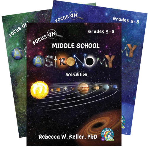 Focus On Middle School Astronomy Set