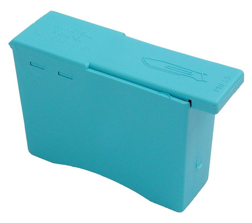 Safety Scalpel Blade Remover Box