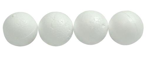 """Styrofoam balls, 1"""" diameter, 4-pack"""