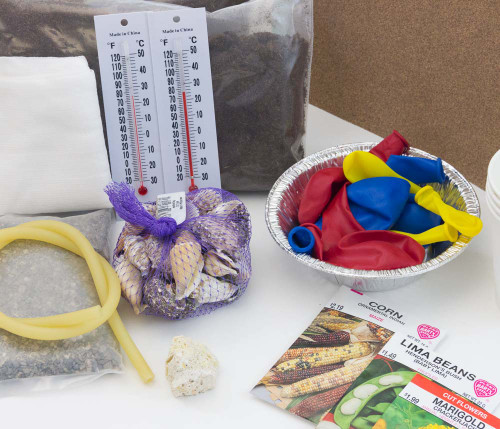 Lab Kit for Christian Light Science Grade  5