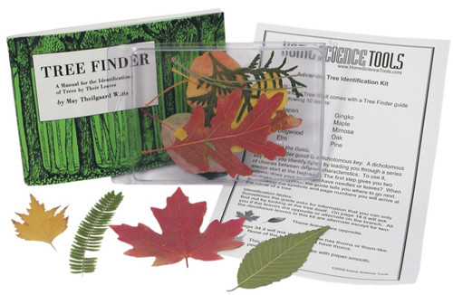 Tree & Leaf Identification Kit