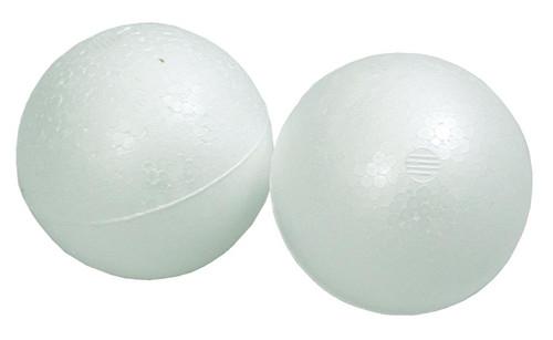 """Styrofoam balls, 2"""" diameter"""