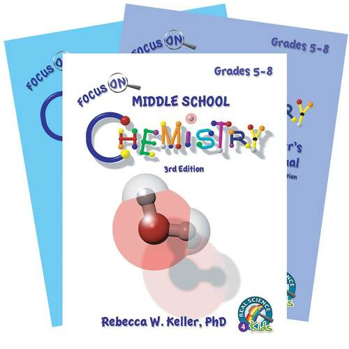 Focus On Middle School Chemistry Set