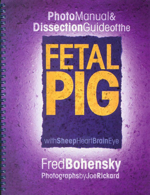 Pig Photo Dissection Manual