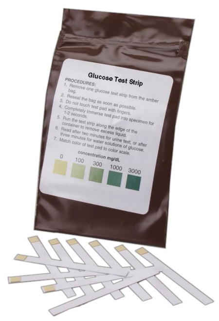Glucose Test Strips, 10 pack