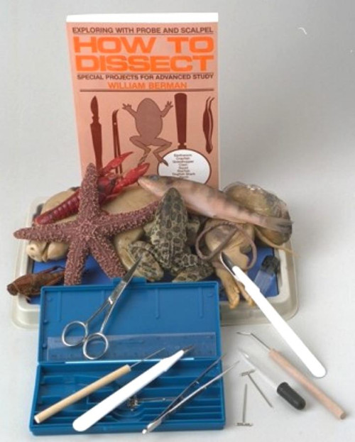 Advanced Dissection Kit